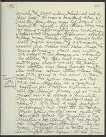 May Bragdon Diary, October 31, 1896 – November 1, 1896, p. 219
