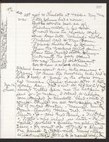 May Bragdon Diary, November 11, 1896 – November 12, 1896, p. 227