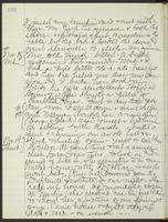 May Bragdon Diary, November 17, 1896 – November 19, 1896, p. 232