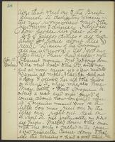 May Bragdon Diary, April 9, 1893 – April 10, 1893, p. 58