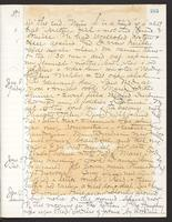 May Bragdon Diary, January 7, 1897 – January 10, 1897, p. 265