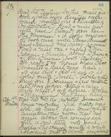 May Bragdon Diary, April 16, 1893 – April 17, 1893, p. 63