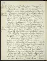May Bragdon Diary, January 20, 1897 – January 22, 1897, p. 272