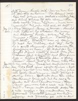May Bragdon Diary, January 22, 1897 – January 24, 1897, p. 273