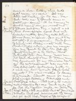 May Bragdon Diary, January 24, 1897 – January 27, 1897, p. 274