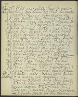May Bragdon Diary, April 22, 1893 – April 23, 1893, p. 68