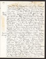 May Bragdon Diary, February 7, 1897 – February 9, 1897, p. 281
