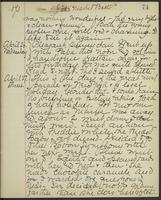 May Bragdon Diary, April 25, 1893 – April 27, 1893, p. 71