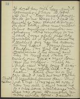 May Bragdon Diary, April 27, 1893 – April 28, 1893, p. 72
