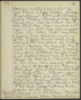 May Bragdon Diary, April 28, 1893 – April 29, 1893, p. 73