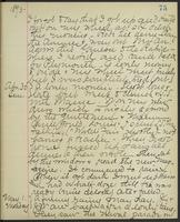 May Bragdon Diary, April 29, 1893 – May 1, 1893, p. 75