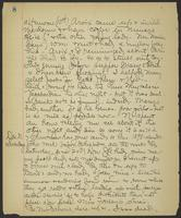 May Bragdon Diary, December 15, 1898 – December 31, 1898, p. 8