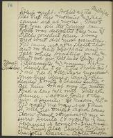 May Bragdon Diary, May 1, 1893 – May 2, 1893, p. 76