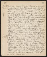 May Bragdon Diary, January 8, 1899 – January 9, 1899, p. 13