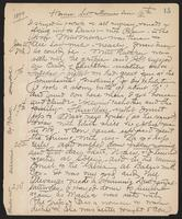 May Bragdon Diary, January 15, 1899 – January 25, 1899, p. 15
