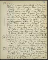 May Bragdon Diary, May 5, 1893 – May 7, 1893, p. 79