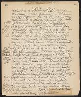 May Bragdon Diary, January 16, 1899 – February 5, 1899, p. 16