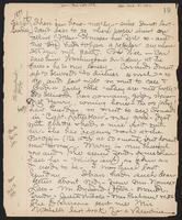 May Bragdon Diary, February 21, 1899 – February 26, 1899, p. 19