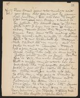 May Bragdon Diary, March 11, 1899, p. 21