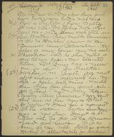 May Bragdon Diary, March 2, 1899 – March 30, 1899, p. 25