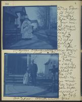 Occluded Image of May Bragdon Diary, May 7, 1893, p. 80