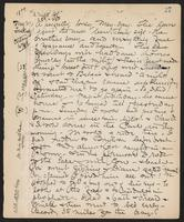 May Bragdon Diary, April 28, 1899 – May 2, 1899, p. 27