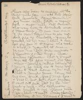 May Bragdon Diary, June 3, 1899 – June 17, 1899, p. 36