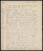 May Bragdon Diary, July 1, 1899 – July 2, 1899, p. 42