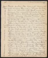 May Bragdon Diary, July 3, 1899 – July 4, 1899, p. 43
