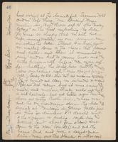 May Bragdon Diary, July 6, 1899 – July 7, 1899, p. 46