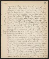 May Bragdon Diary, July 7, 1899 – July 8, 1899, p. 47