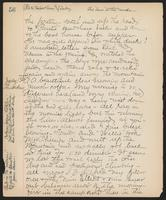 May Bragdon Diary, July 12, 1899 – July 13, 1899, p. 56