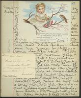 Occluded Image of May Bragdon Diary, May 16, 1893, p. 87