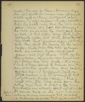 May Bragdon Diary, July 15, 1899 – July 16, 1899, p. 61