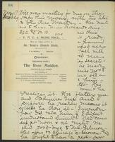 Occluded Image of May Bragdon Diary, May 17, 1893, p. 88