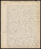 May Bragdon Diary, August 2, 1899 – August 4, 1899, p. 85
