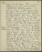 May Bragdon Diary, May 19, 1893 – May 20, 1893, p. 91