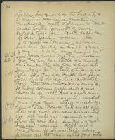 May Bragdon Diary, October 1, 1899 – October 14, 1899, p. 94