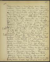 May Bragdon Diary, October 13, 1899 – October 14, 1899, p. 97