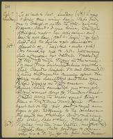 May Bragdon Diary, October 15, 1899 – October 17, 1899, p. 98
