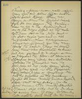 May Bragdon Diary, October 16, 1899 – October 22, 1899, p. 100