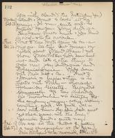 May Bragdon Diary, October 23, 1899 – December 5, 1899, p. 102
