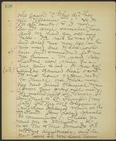 May Bragdon Diary, November 11, 1899 – November 12, 1899, p. 108