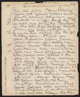May Bragdon Diary, November 3, 1899 – November 19, 1899, p. 113
