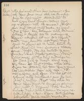 May Bragdon Diary, December 24, 1899, p. 116