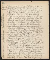 May Bragdon Diary, January 28, 1900 – February 14, 1900, p. 124