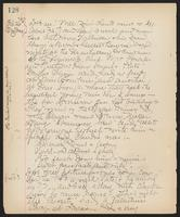May Bragdon Diary, February 7, 1900 – February 26, 1900, p. 128
