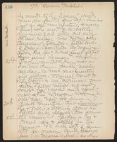 May Bragdon Diary, February 17, 1900 – February 23, 1900, p. 130