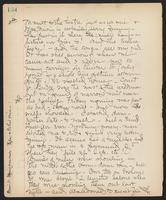 May Bragdon Diary, March 1, 1900 – March 2, 1900, p. 134