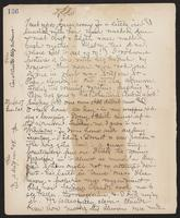 May Bragdon Diary, March 3, 1900 – March 17, 1900, p. 136